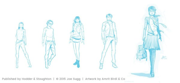 Username Evie - Character Designs