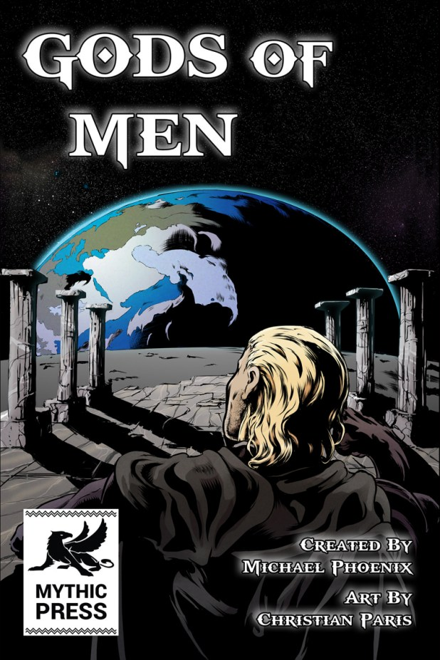 Gods of Men Teaser - Cover