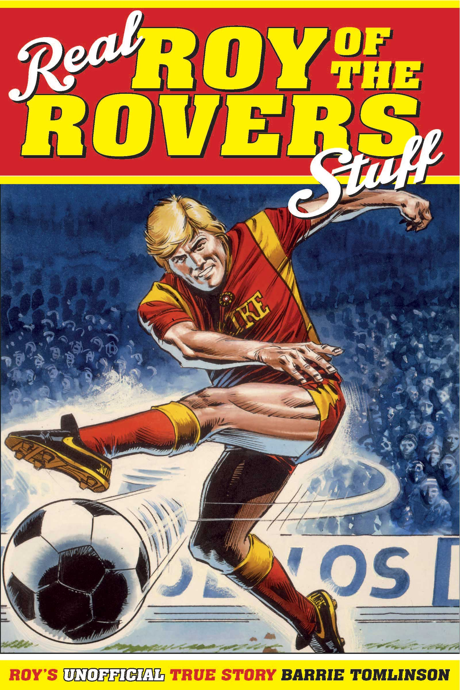 Image result for barrie tomlinson roy of the rovers