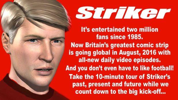 Striker Pomo 2016 - 30 years