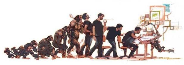 Greg Tocchini - Evolution