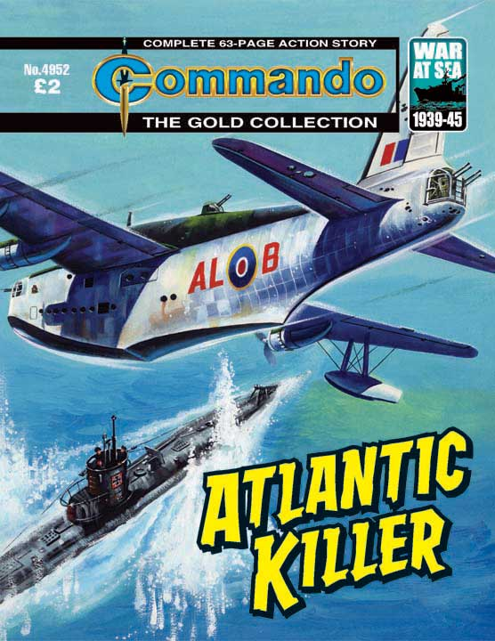 Commando No 4952 – Atlantic Killer