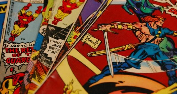 Create a Comic Workshop with Jim Glen