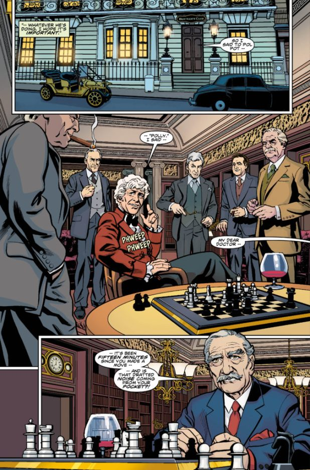Doctor Who: The Third Doctor Preview 1