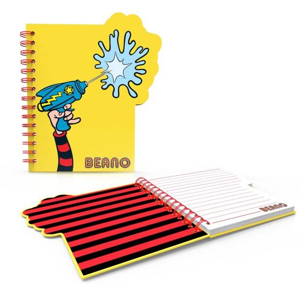 Beano Notebook