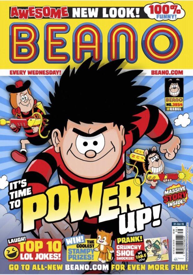 The Beano - New Look September 2016