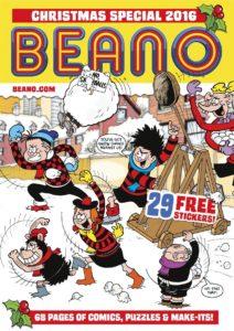 Beano Christmas Special 2016