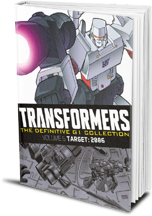 Transformers Collection Issue One