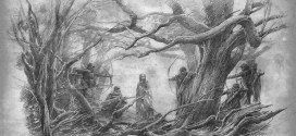 """Alan Lee to illustrate new edition of JRR Tolkien's love story, """"Beren and Lúthien"""""""