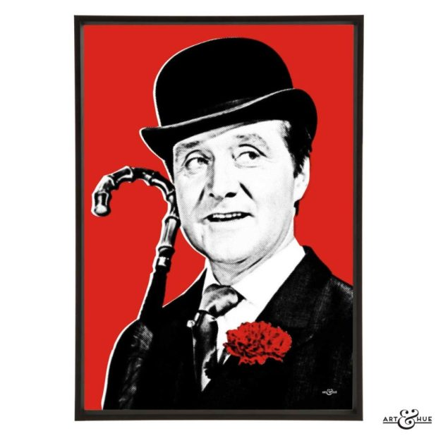 Art & Hue - The Avengers - John Steed
