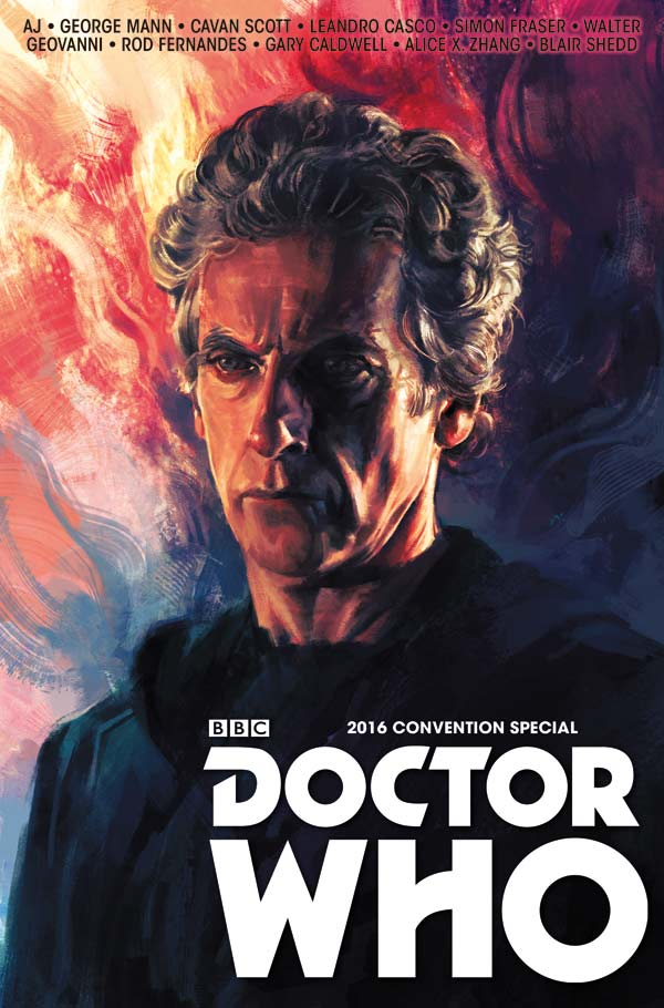 Doctor Who Special NYCC16 - Cover A