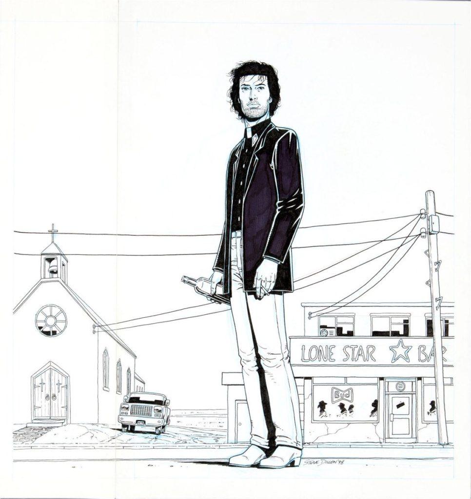 Remembering Steve Dillon, by Garth Ennis