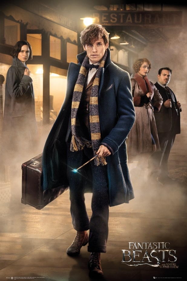 GB Poster - Fantastic Beasts Poster
