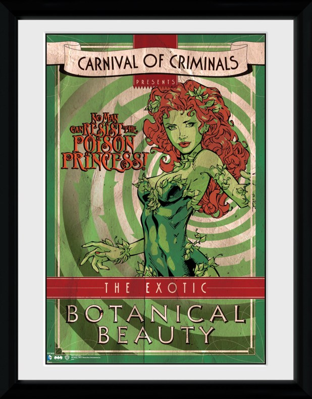 GB Posters - Poison Ivy