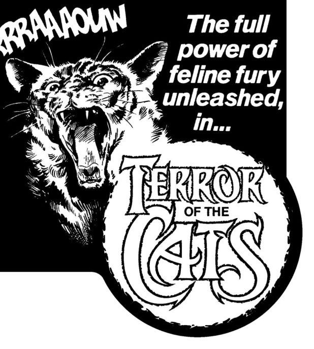 Scream! Terror of the Cats