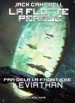 David Demaret's cover for the French edition of Lost Fleet - Leviathan