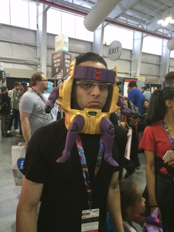 NYCC 2016 Cosplay - Best Costume Ever? Modok