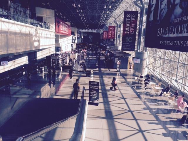 NYCC 2016 Day 2 - Javitts Center