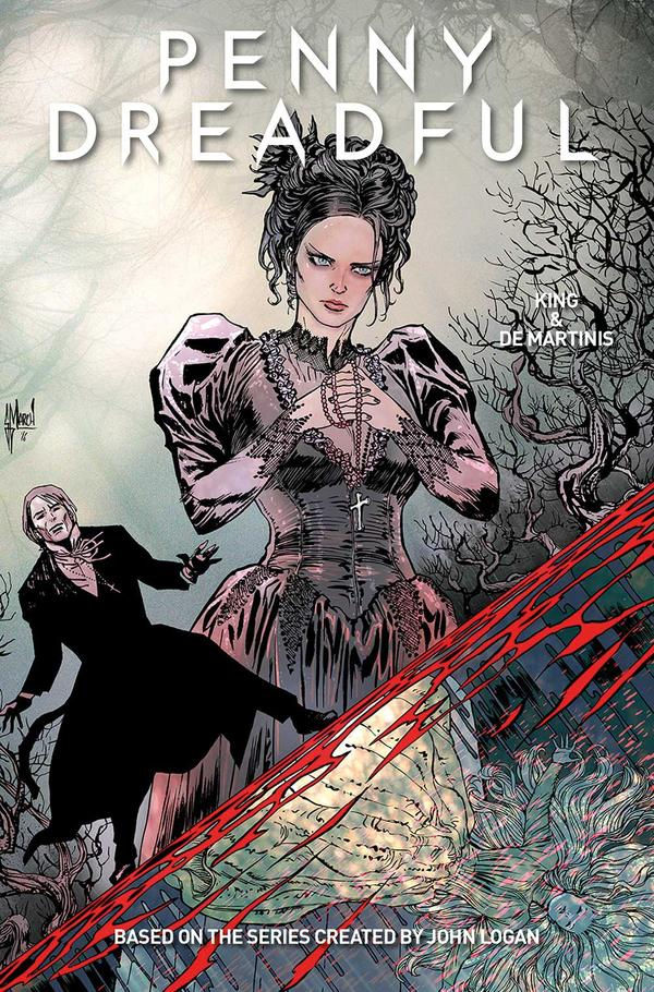 Penny Dreadful #5 (Of 5) Cover A