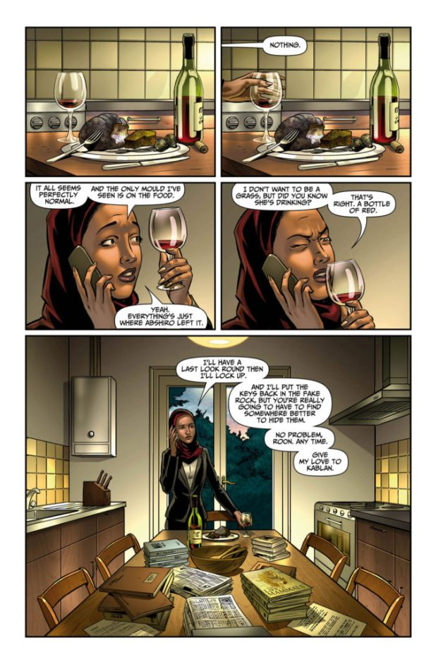 Rivers of London: Black Mould #1Preview 1