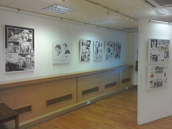 Richard Piers Rayner Exhibition 2016 - Doctor Who Art 2