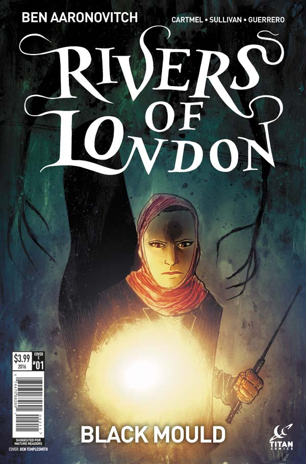 Rivers of London: Black Mould #1 Cover E: Ben Templesmith