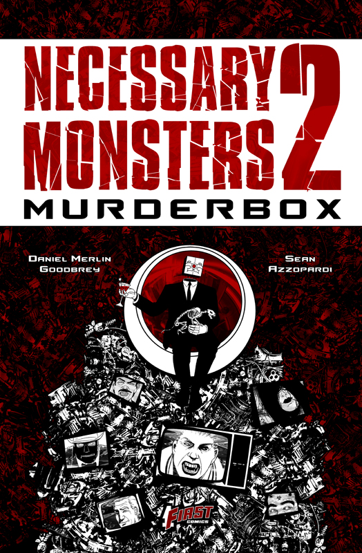 Sean Azzopardi - Necessary Monsters 2