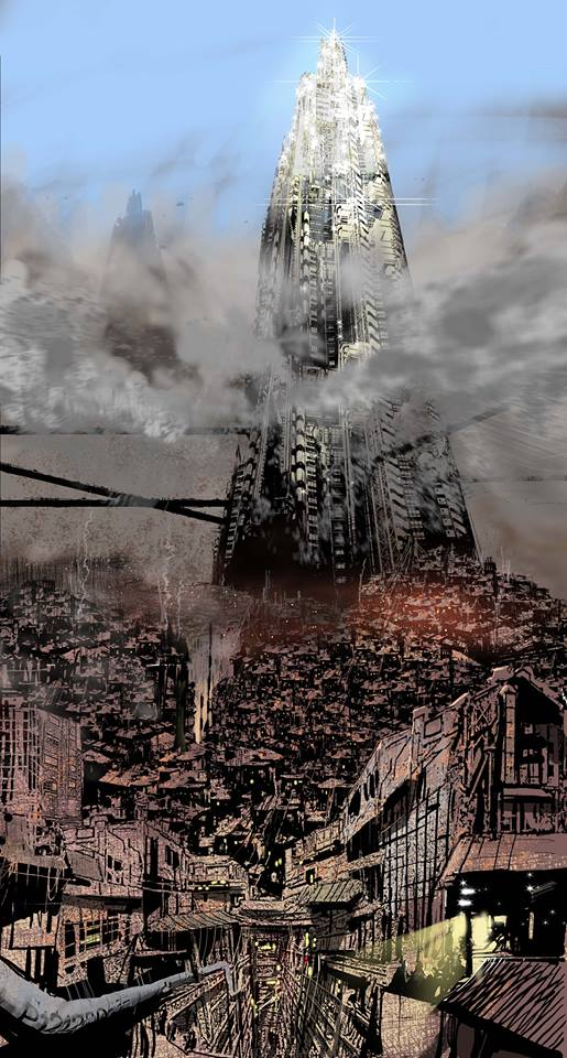 To The Death: World Building 1