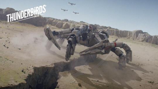 Thunderbirds Are Go Season Two Teaser Image