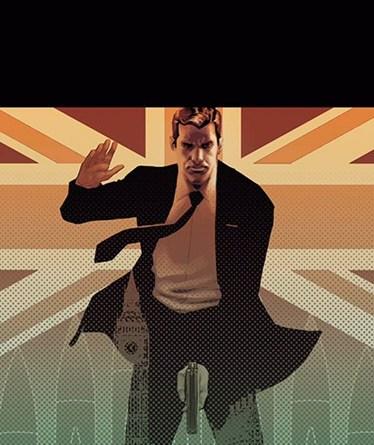 James Bond - HammerHead #1 - Art