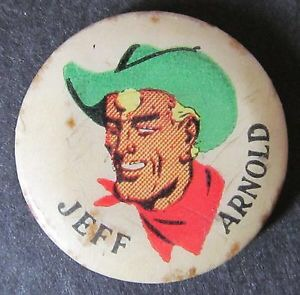 Jeff Arnold Badge