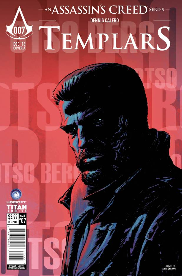 Assassin's Creed: Templars #7 Cover A