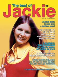 Best of Jackie - Cover