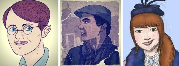 Brighton's Graphic War - Art