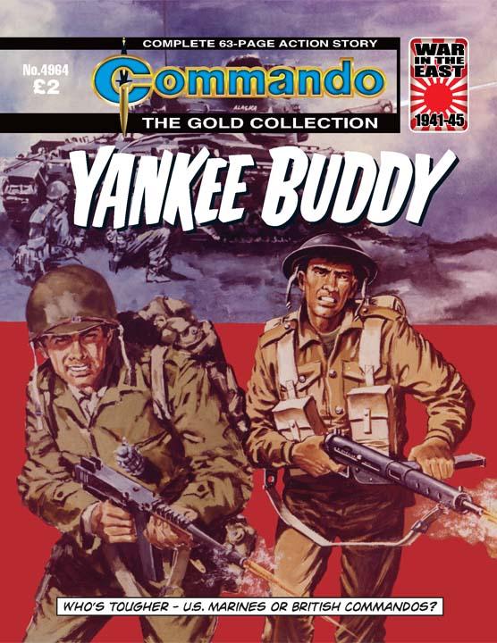 Commando 4964 – Yankee Buddy