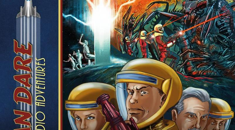 Dan Dare: The Audio Adventures Episode 2 - The Red Moon Mystery by James Swallow