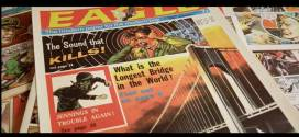 B7 Media release first Dan Dare Audio Adventures video promotion, charting character's history