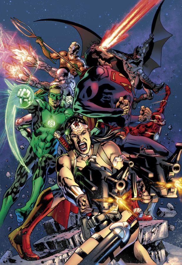 Justice League of America #10
