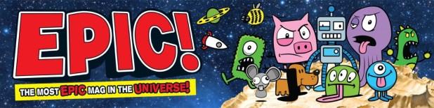 EPIC! Promotional Banner