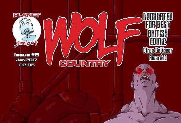 Planet Jimbot's Wolf Country returns