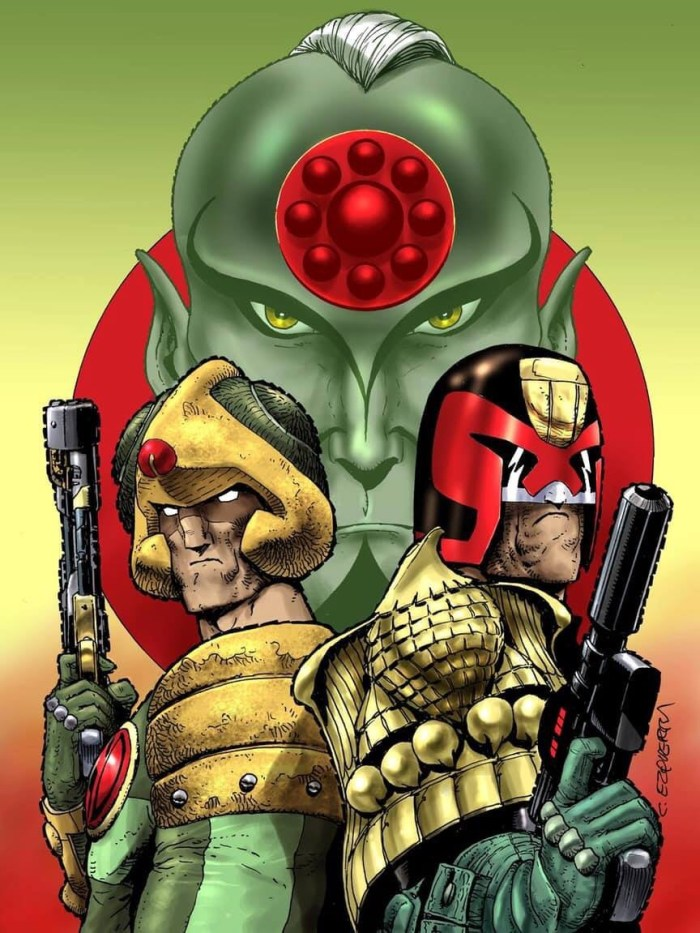 2000AD 40th Anniversary Edition