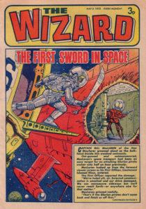 Wizard - 5th May 1973