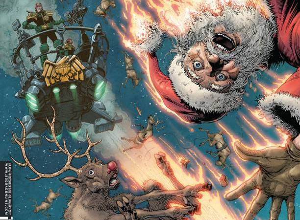 In Review: 2000AD Prog 2011