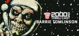 Creating Comics: a 2000AD Podcast with comics editor and writer Barrie Tomlinson