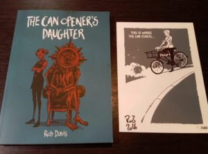 The Can Opener's Daughter  - Bookplate