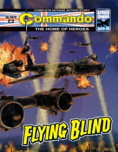 Commando 4975 – Flying Blind