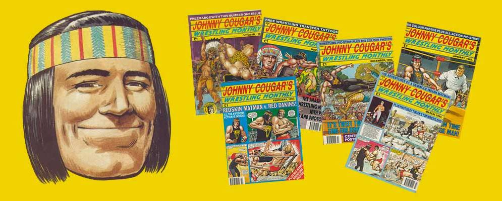 Step aside WWE, here's Johnny (Cougar, that is)! But could this comics hero make a comeback today?