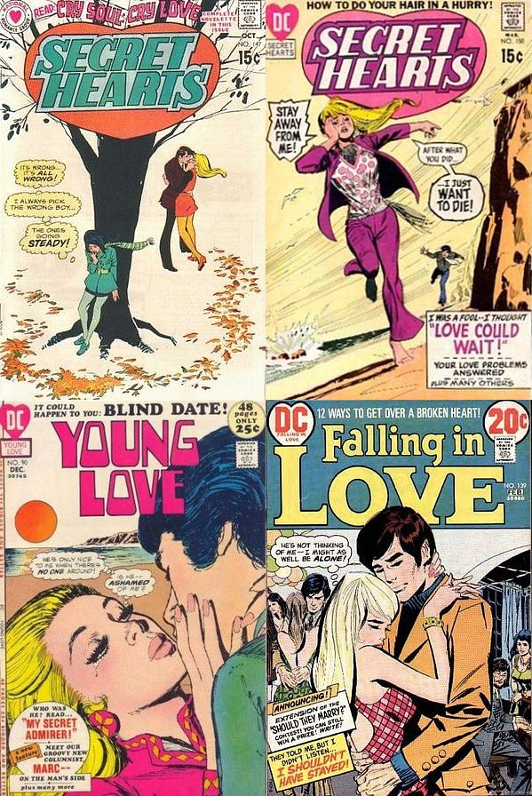 Langford DC Romances