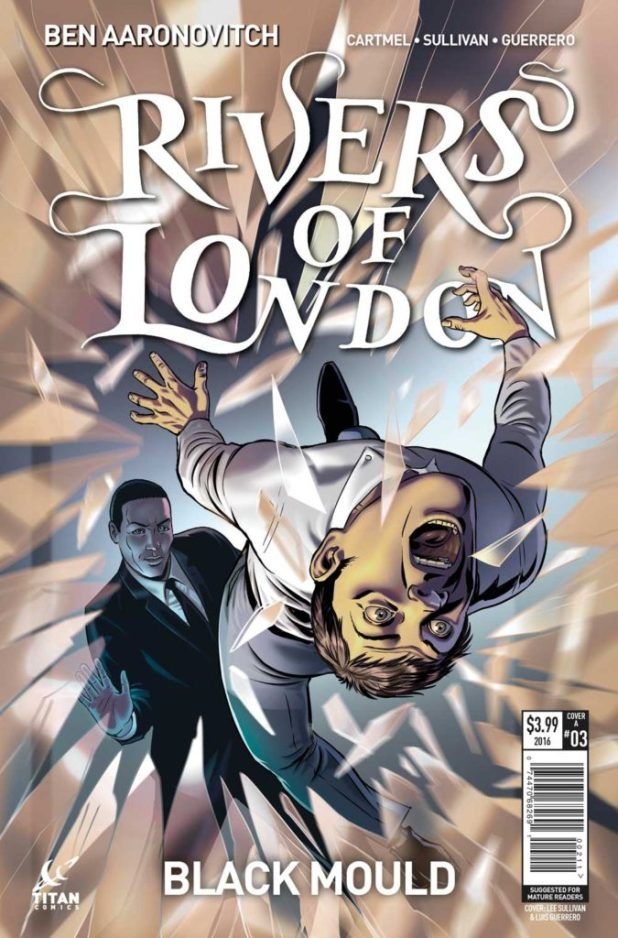 Rivers Of London Black Mould #3 (of 5) - Cover A