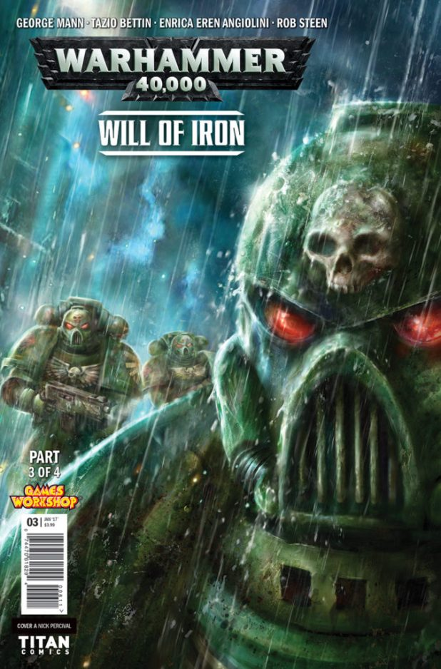 Warhammer 40000 Will Of Iron #3 (of 4) - Cover A